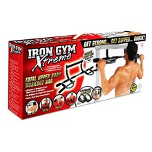 IRON GYM EXTREME PRO FITNESS, the ORIGINAL