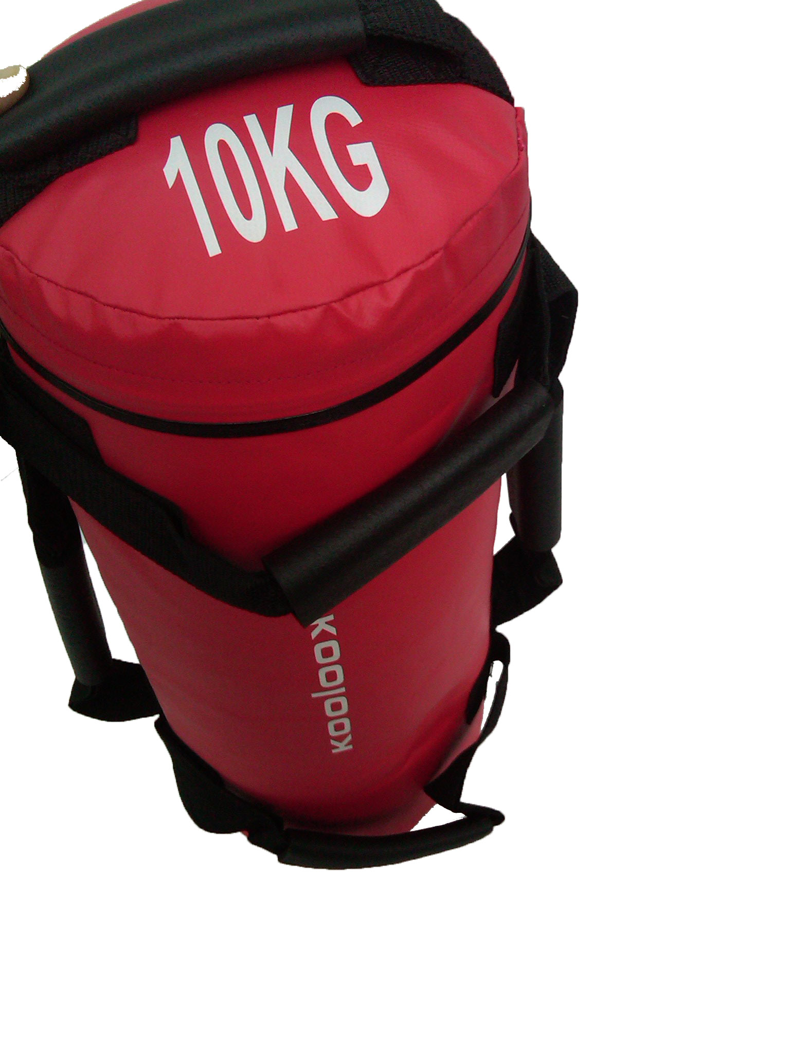 power bag rosso 10 kg